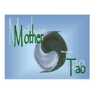 Cartão de Tao da mãe