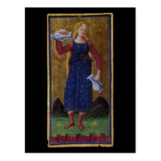 Cartão de Tarot da moderação