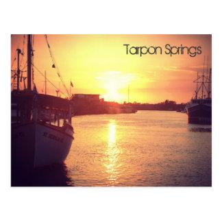 Cartão de Tarpon Springs