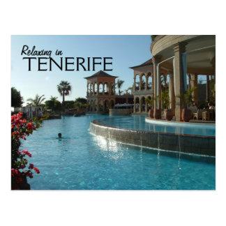 Cartão de Tenerife