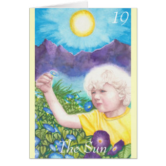 Cartão de The Sun