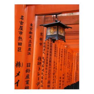 Cartão de Torii