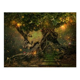 Cartão de Treescapes