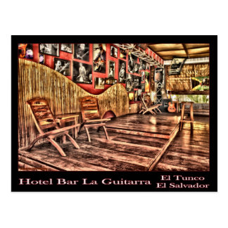 Cartão de Tunco - La Guitarra