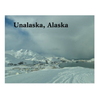 Cartão de Unalaska, Alaska