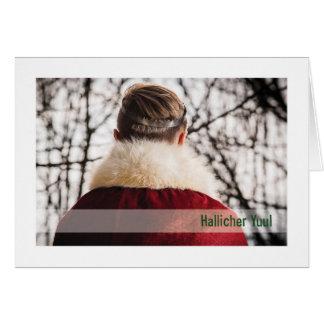 Cartão de Urglaawe Yuul:: Rei do inverno (DEI)