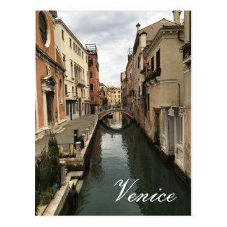 Cartão de Veneza Cartão Postal