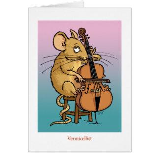 Cartão de Vermicellist