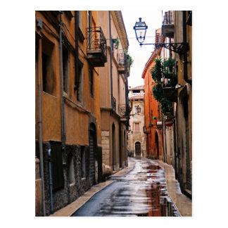 Cartão de Verona, Italia