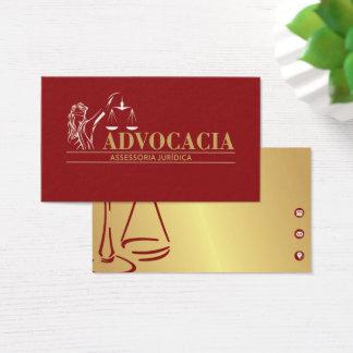 Cartão de Visita - Advogago