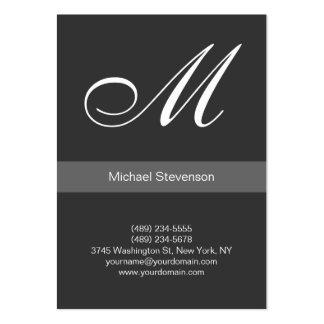 Cartão de visita customizável profissional carnudo