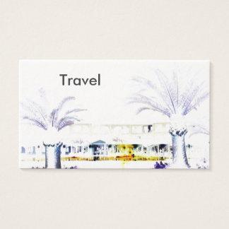 Cartão de visita da arquitetura da fotografia do