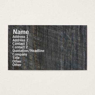 Cartão de visita da fotografia da natureza do