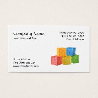 Cartão de visita da guarda