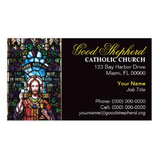 Cartão de visita da igreja