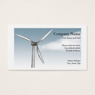 Cartão de visita das energias eólicas