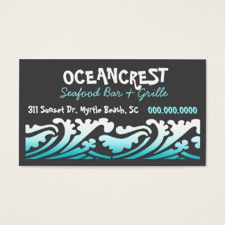 CARTÃO DE VISITA DE 311 OCEANCREST