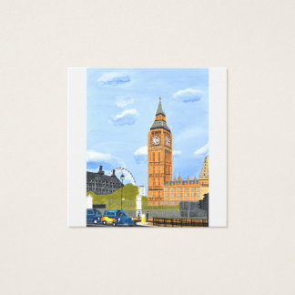 Cartão de visita de Big Ben