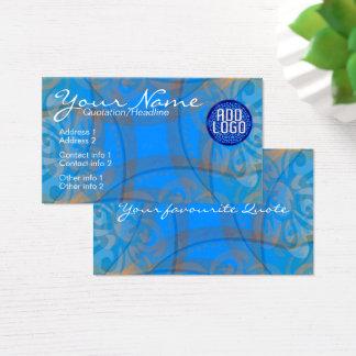 Cartão de visita de BlueSheer