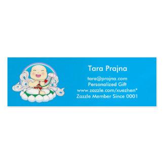Cartão de visita de Buddha do bebê