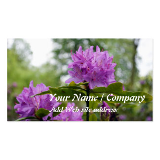 Cartão de visita de jardinagem 2