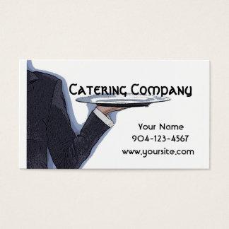 Cartão de visita de Restauração Empresa