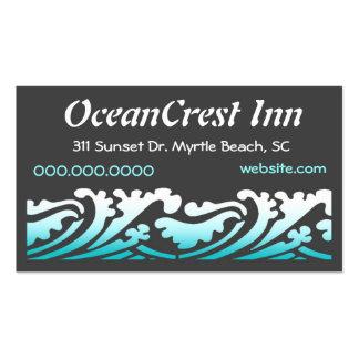 CARTÃO DE VISITA DE ROCKIN OCEANCREST