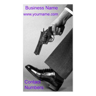 Cartão de visita do consultante