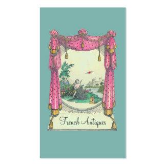 Cartão de visita do ~ do coração do vôo
