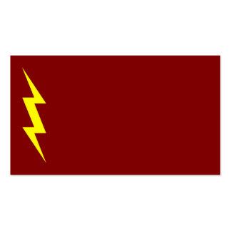 Cartão de visita do eletricista 2