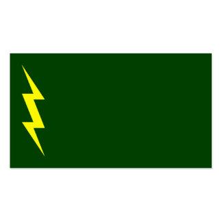 Cartão de visita do eletricista 3