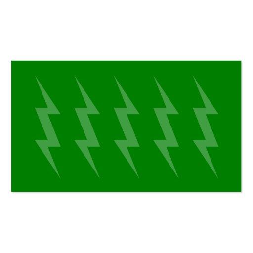 Cartão de visita do eletricista 9