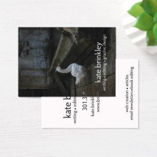 Cartão de visita do KB