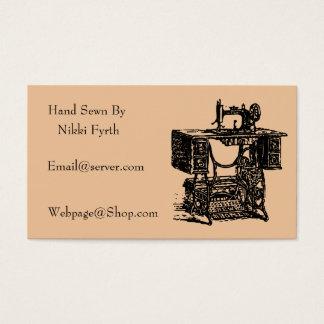 Cartão de visita dos esgotos