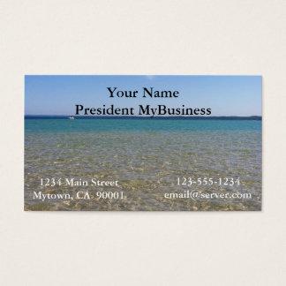 Cartão de visita feito sob encomenda