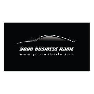 Cartão de visita legal da reparação de automóveis