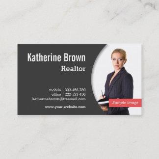 Modern, Professional, Realtor, Real Estate, Photo