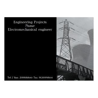 Cartão de visita para engenheiros