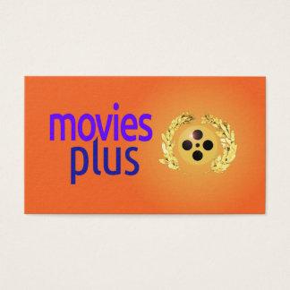Cartão de visita para filmes mais cineastas
