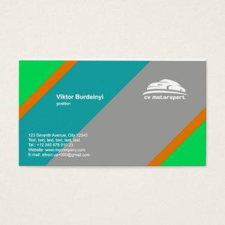 Cartão de visita por Logaster