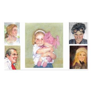 Cartão de visita por Mary Dunham Walters