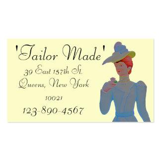 Cartão de visita Sample1 do alfaiate