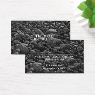 Cartão de visita       simples moderno