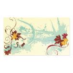 Cartão de visita sujo