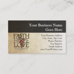 Cartões De Visita Versos Da Bíblia Zazzlecombr