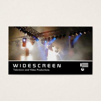Cartão De Visitas 118 Widescreen disposição de iluminação II