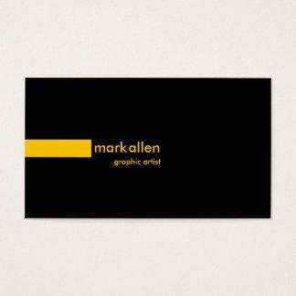 Cartão De Visitas 519G moderno feito sob encomenda