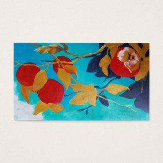 Cartão De Visitas A fruta a mais doce