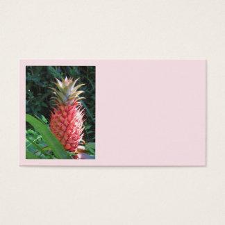 Cartão De Visitas Abacaxi decorativo