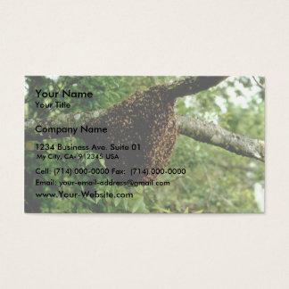 Cartão De Visitas Abelhas